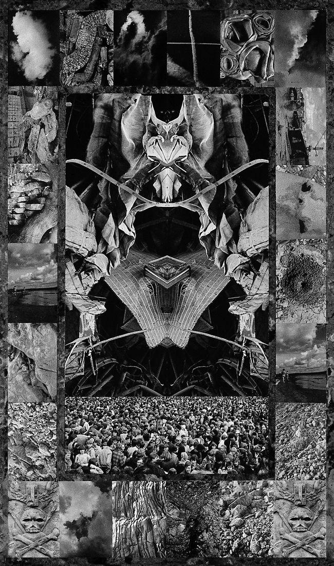 Андрей Безукладников. Карты Таро. Суд (The Jugement)