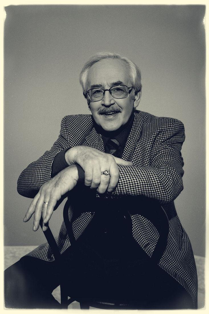 Николай Карташов. portrait. Livanov Vasily Borisovich