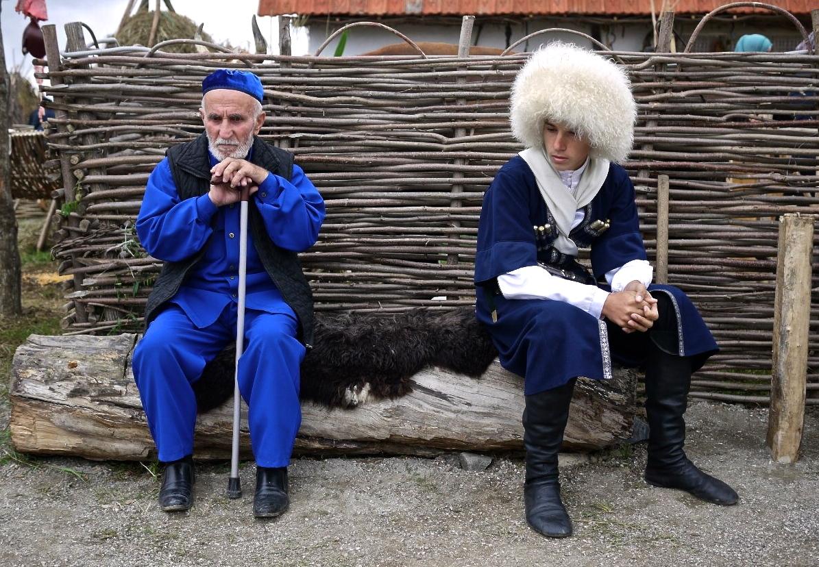 Николай Карташов. Чечня. Чечня