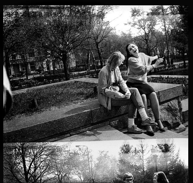 Артем Чернов. Агат 18. 85-й год. #12