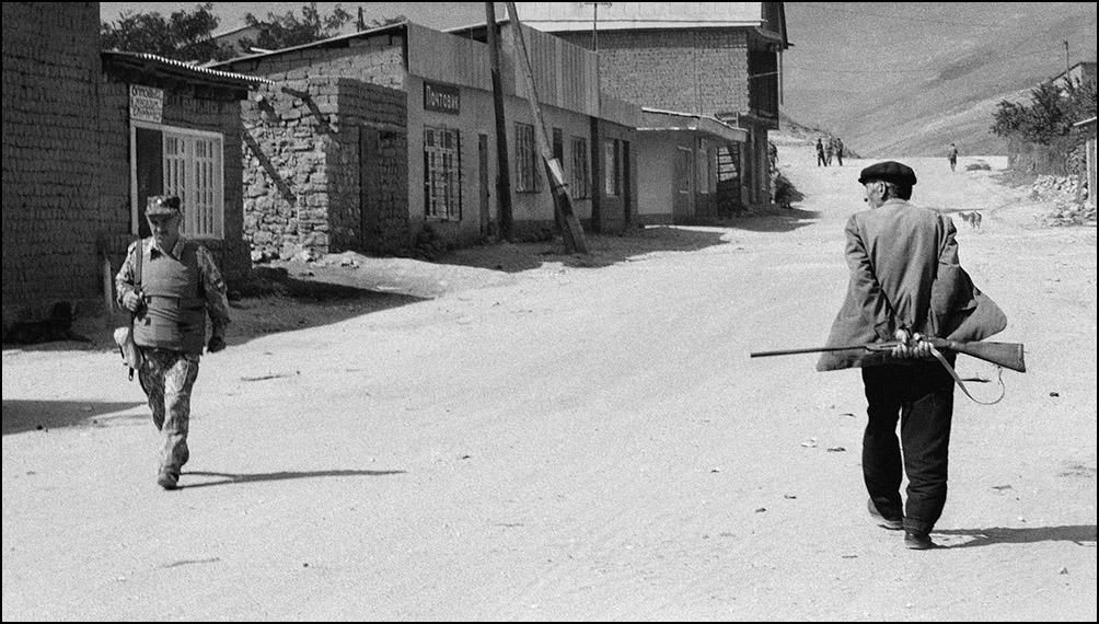 Артем Чернов. Артем Чернов. Северный Кавказ, 1990