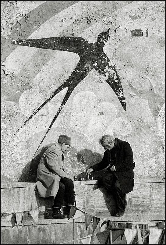 Артем Чернов. Артем Чернов. На набережной в Баку, 2000