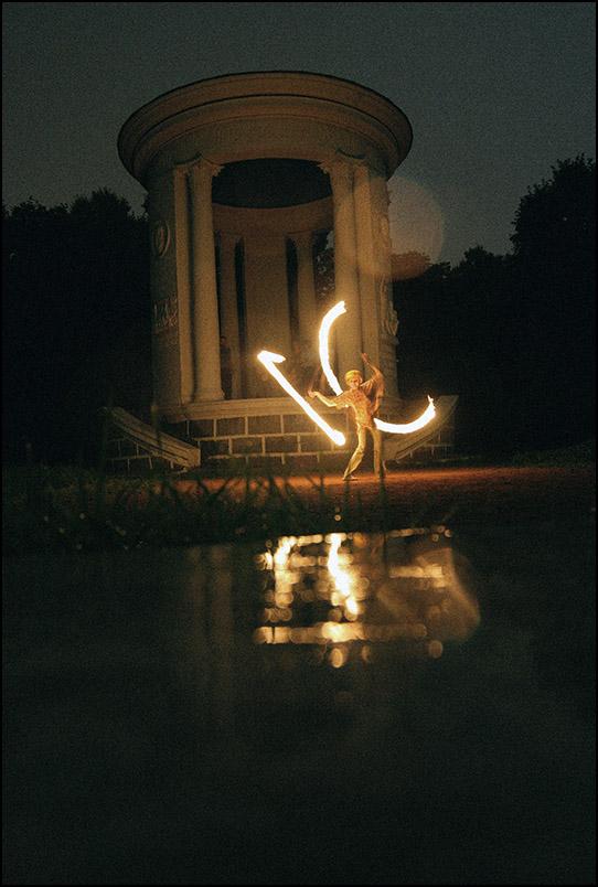 Артем Чернов. Артем Чернов. Пойстер, Нескучный сад, Москва, 2005
