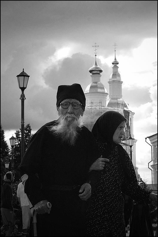 Артем Чернов. Артем Чернов. Серафимо-Саровский монастырь, 2005