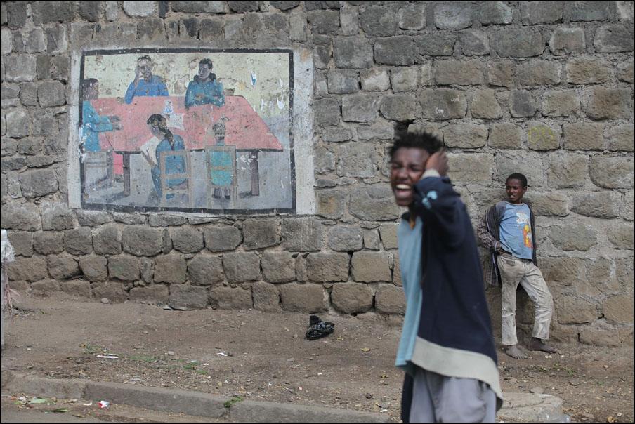 Артем Чернов. Артем Чернов. В Адис-Абебе, Эфиопия, 2011