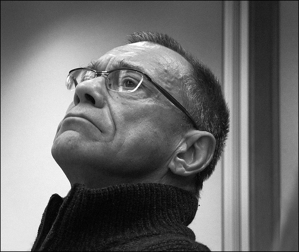 Артем Чернов. Артем Чернов. Андрон Кончаловский, Москва, 2005
