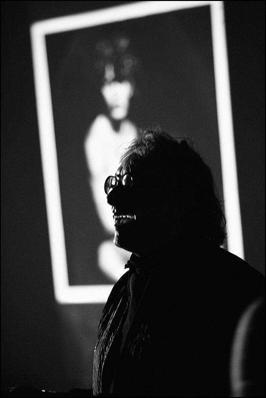 Артем Чернов. Артем Чернов. Фотограф Джоэль-Петер Виткин, Москва, 2005