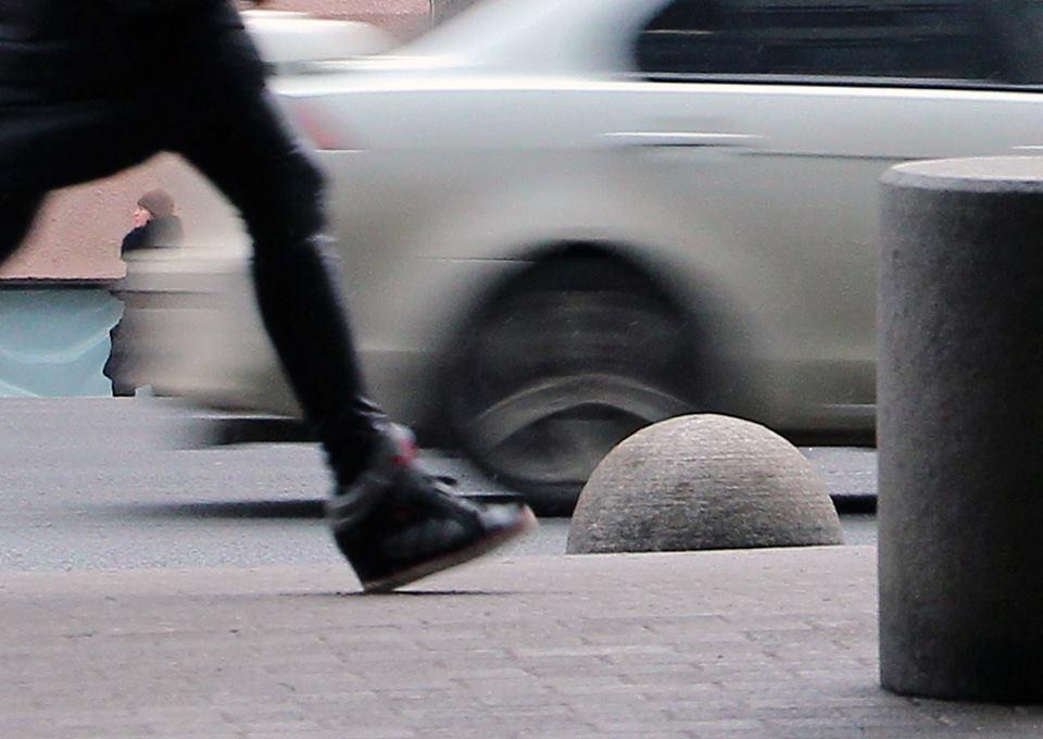 Konstantin Stepuro. Street. Движение.