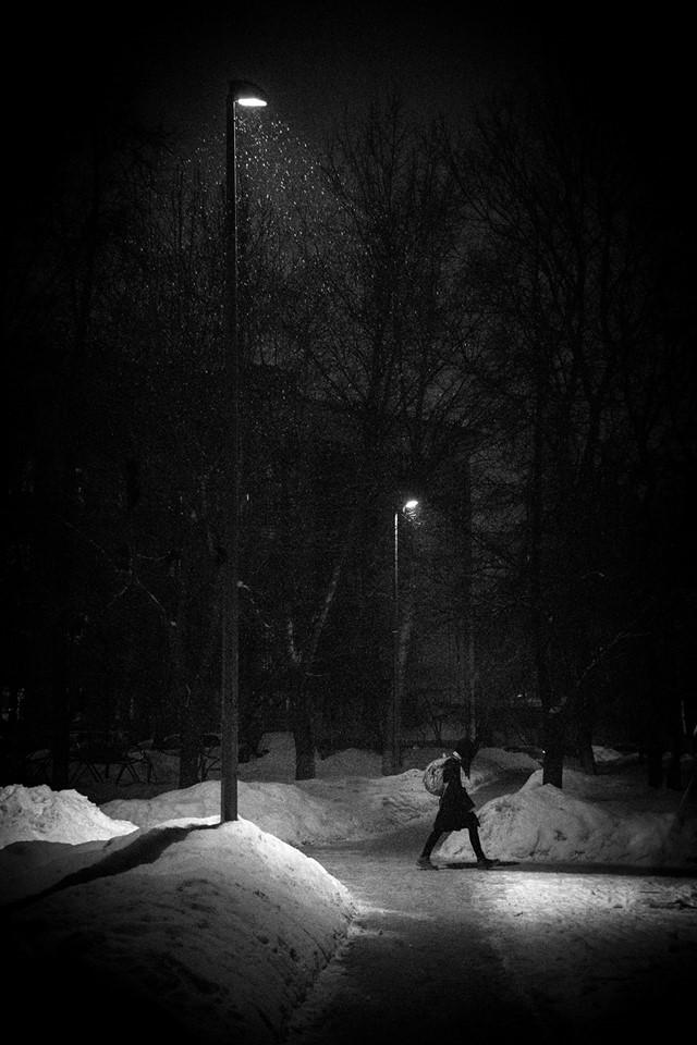 Konstantin Stepuro. Street. Поздний час.