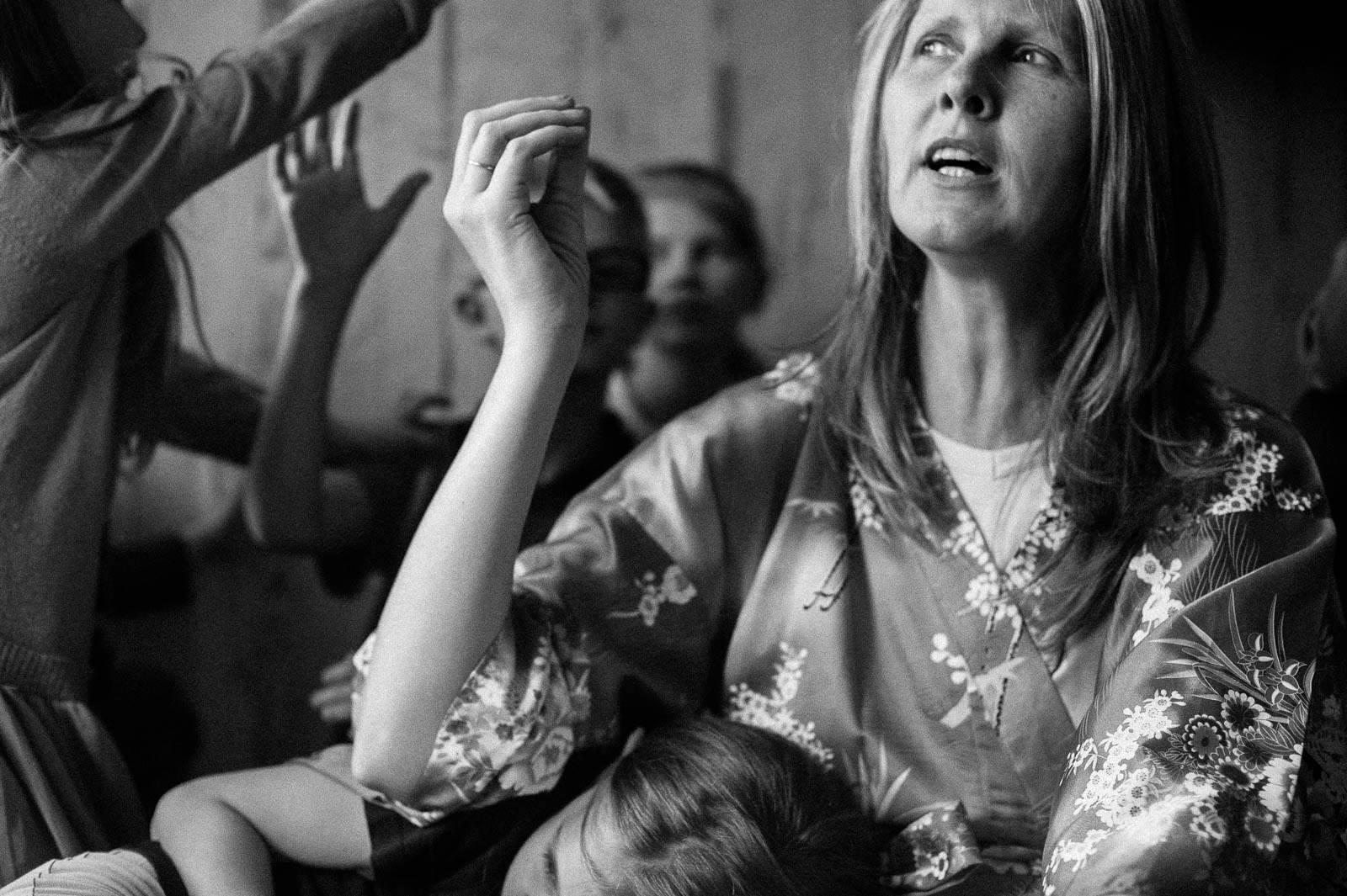 "Arik Shraga. ""Joint"" Families: The Stories of Love. Irina, mother of twelve kids"