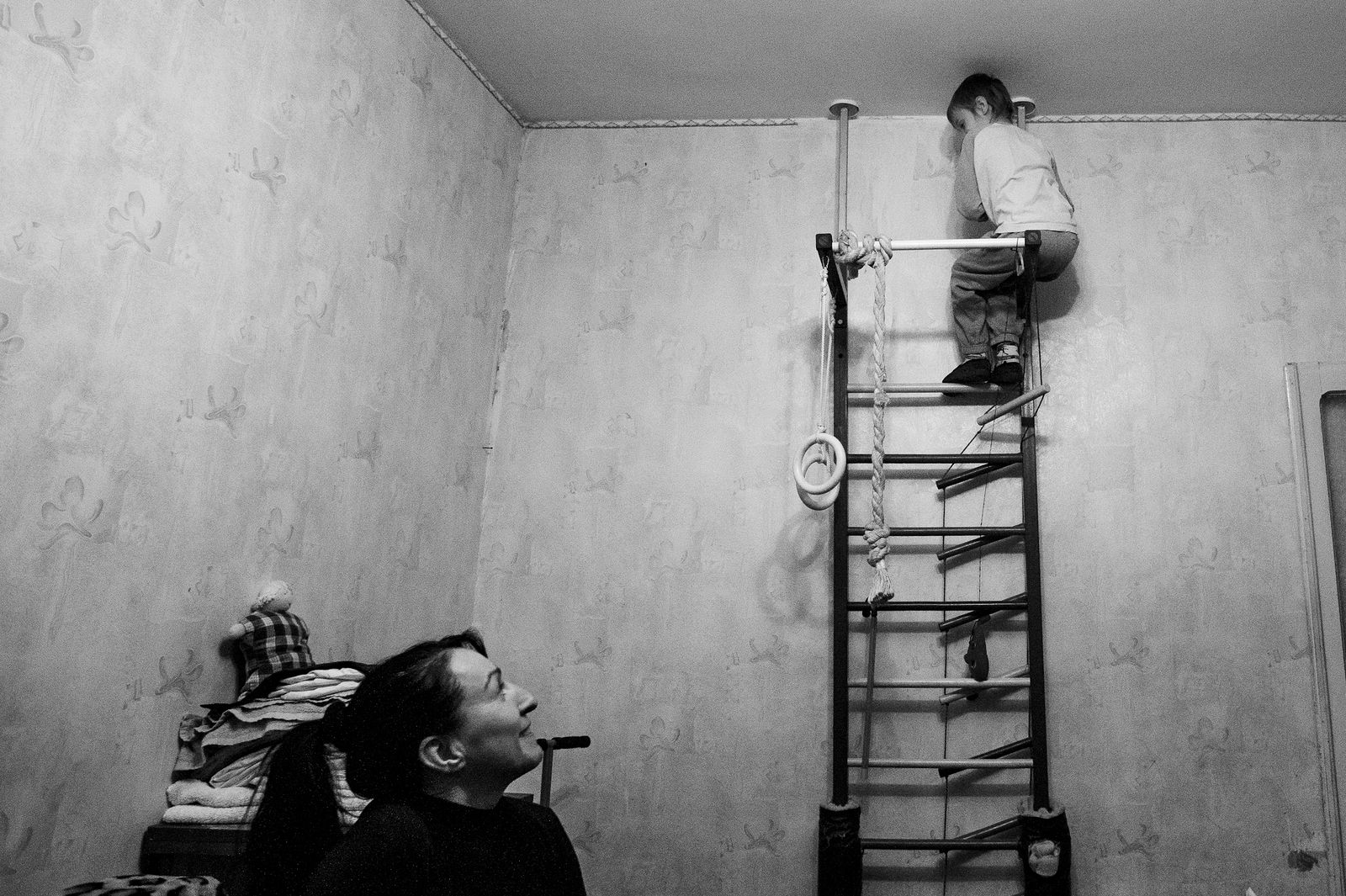 """Arik Shraga. """"Joint"""" Families: The Stories of Love. Semen-Daniil"""