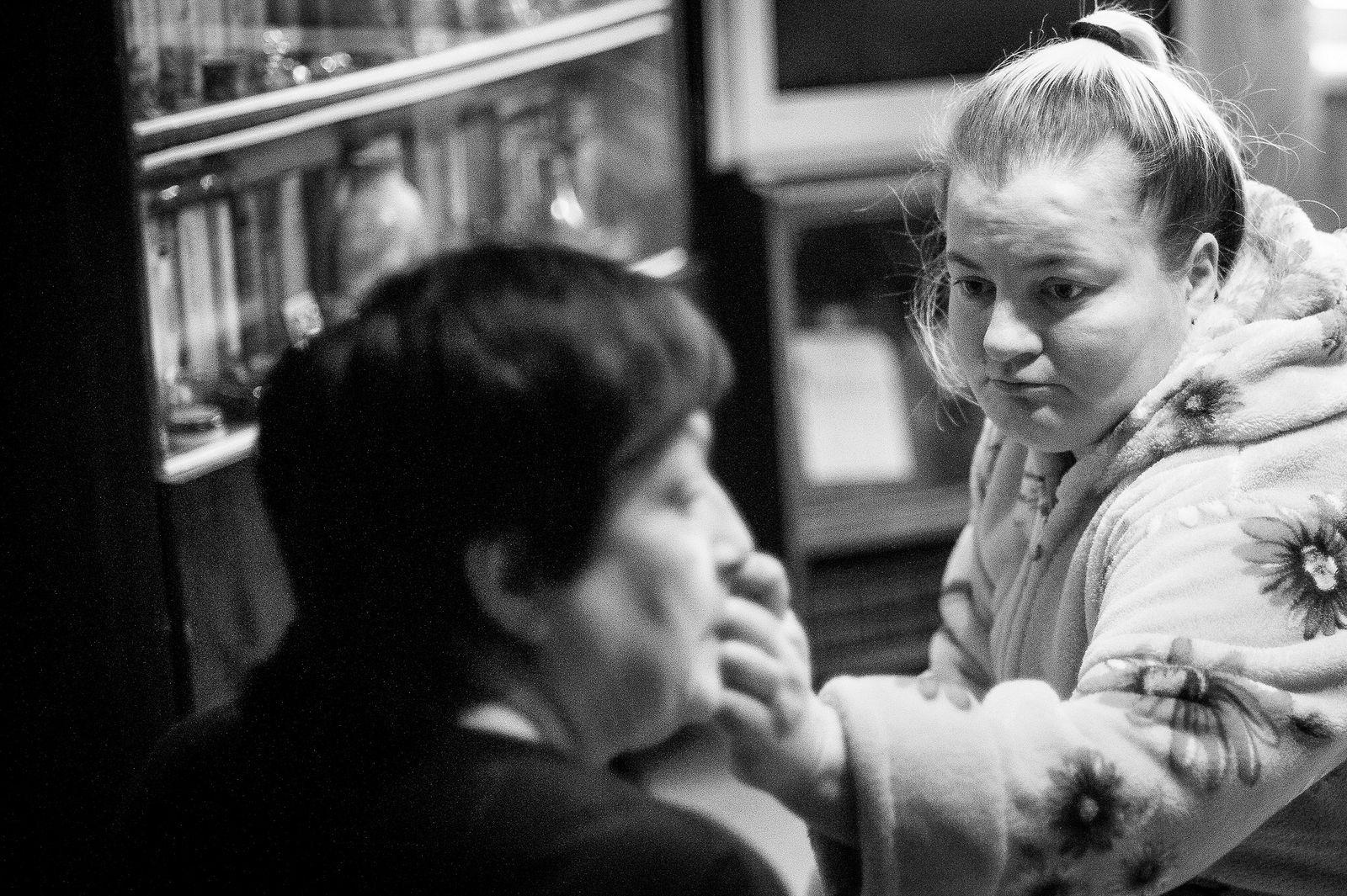 """Arik Shraga. """"Joint"""" Families: The Stories of Love. Chelyabinsk. Danilov family"""