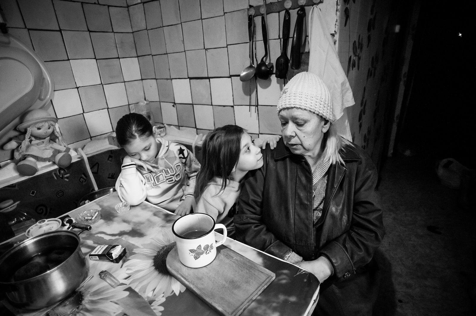 "Arik Shraga. ""Joint"" Families: The Stories of Love. Kharkov. Bobrov family"