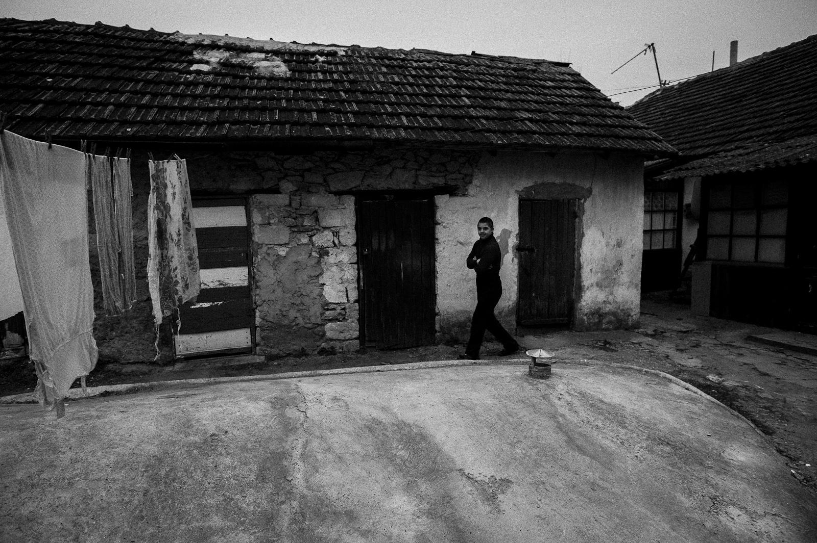 Arik Shraga. Moldova. Orhei. Sergei
