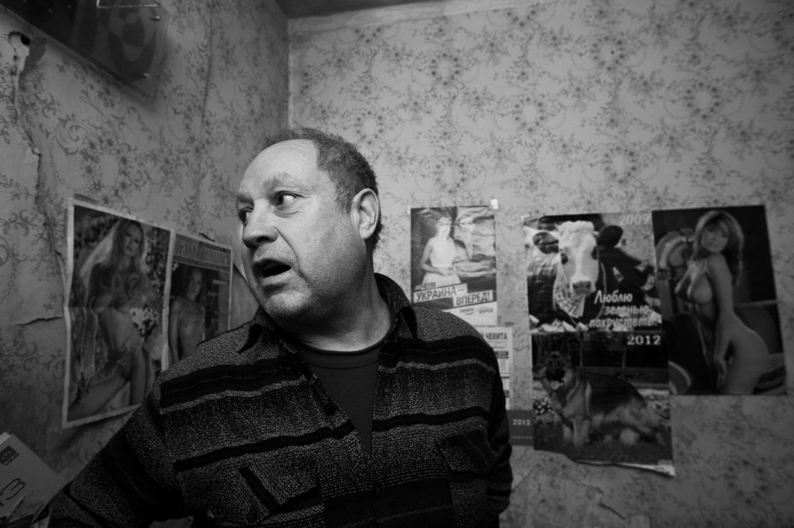 Arik Shraga. Ukraine. Efim
