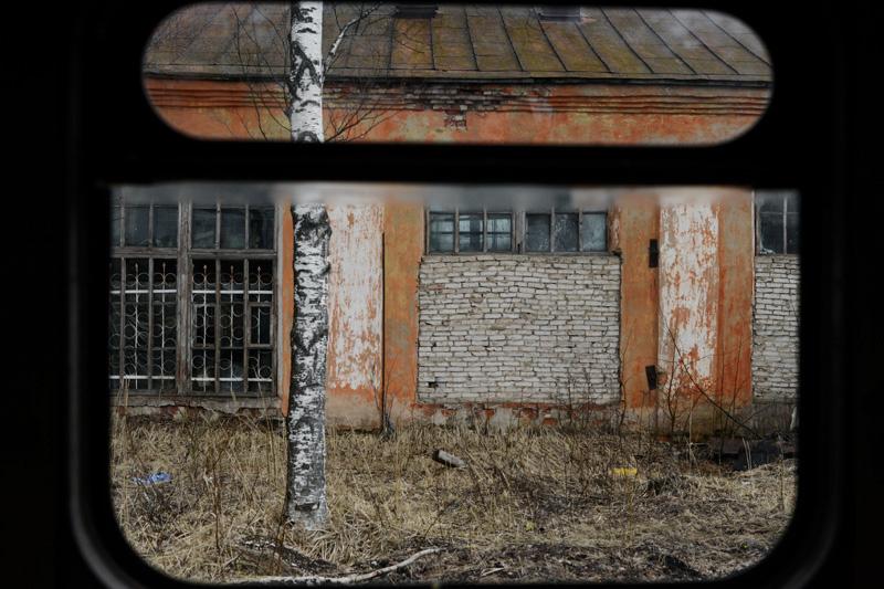 sergey ermokhin. springtime. Untittled