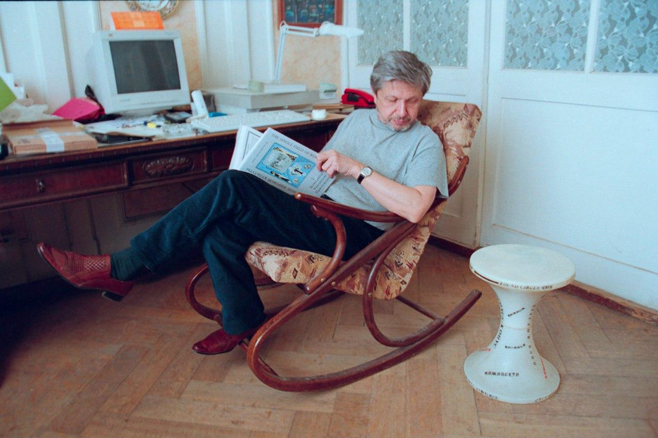 Юрий Антипычев. Ecce Homo. Александр, 2002