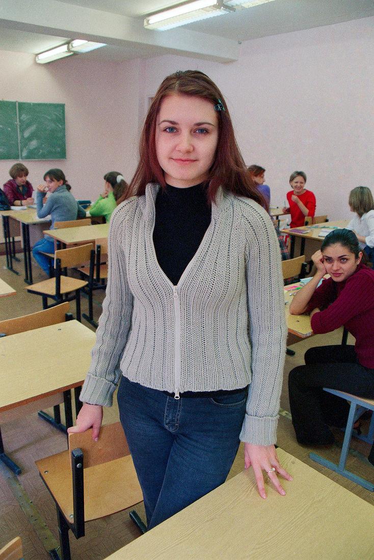 Юрий Антипычев. Ecce Homo. Ольга, 2002