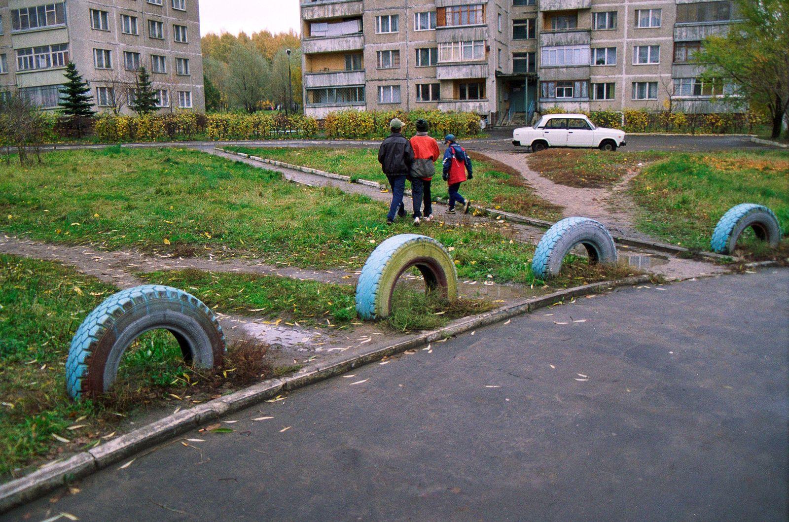 Юрий Антипычев. Происходящее. Без названия, 2002