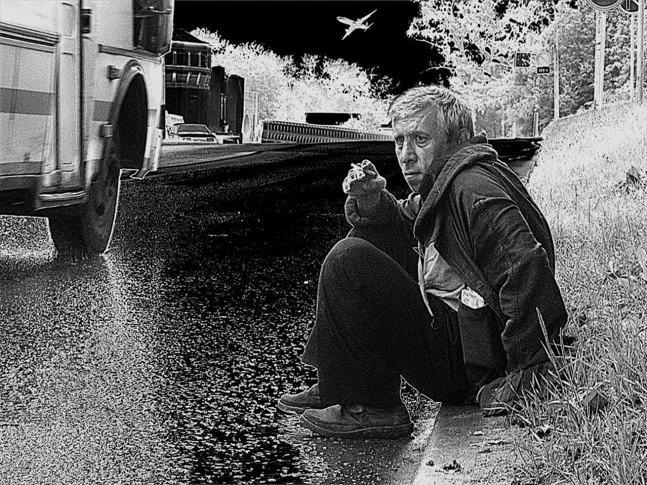 """Юрий Антипычев. Происходящее. """"Наедине с жизнью"""", 2004"""