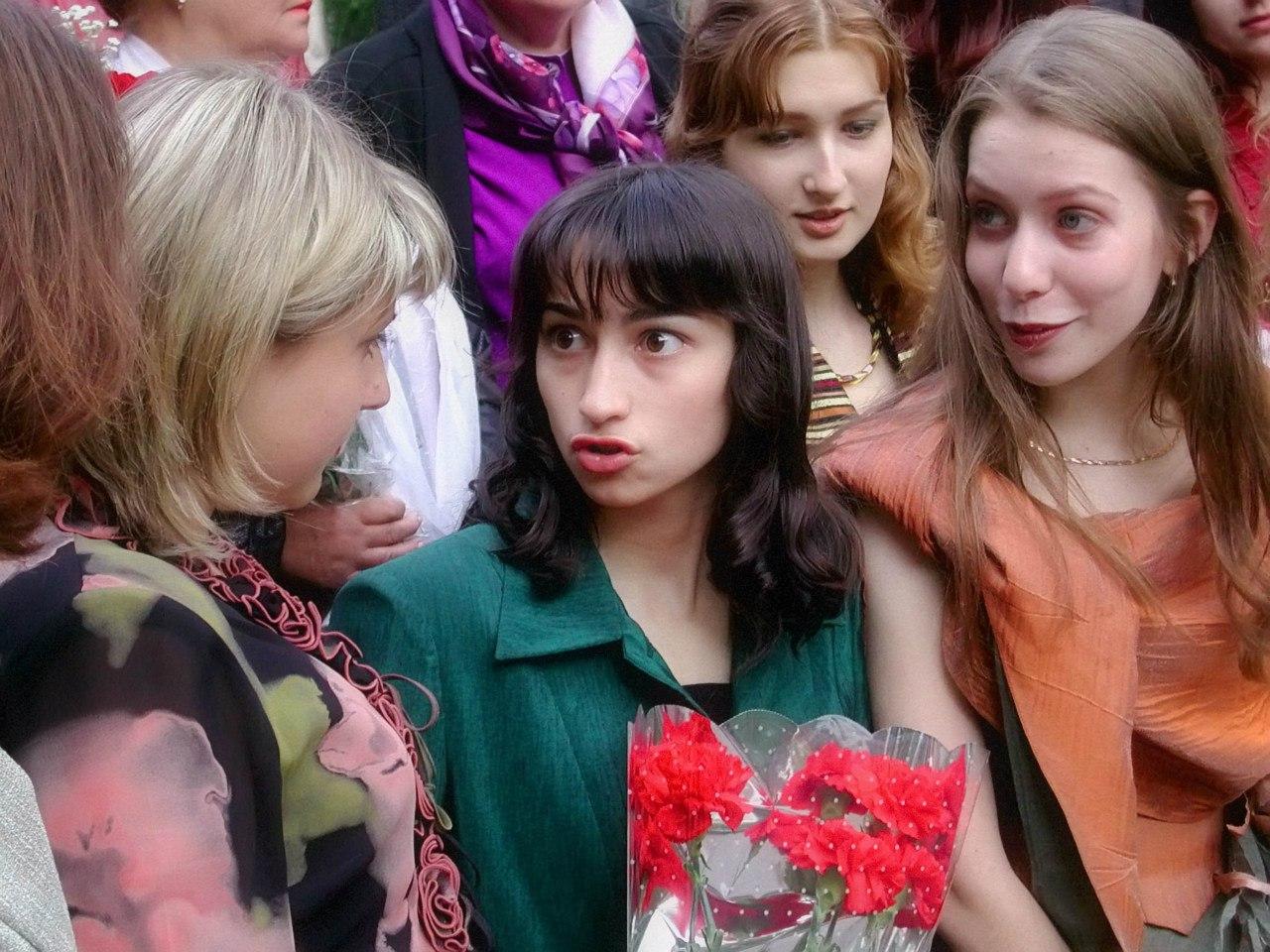 """Юрий Антипычев. Происходящее. """"Выпускники"""", 2003"""
