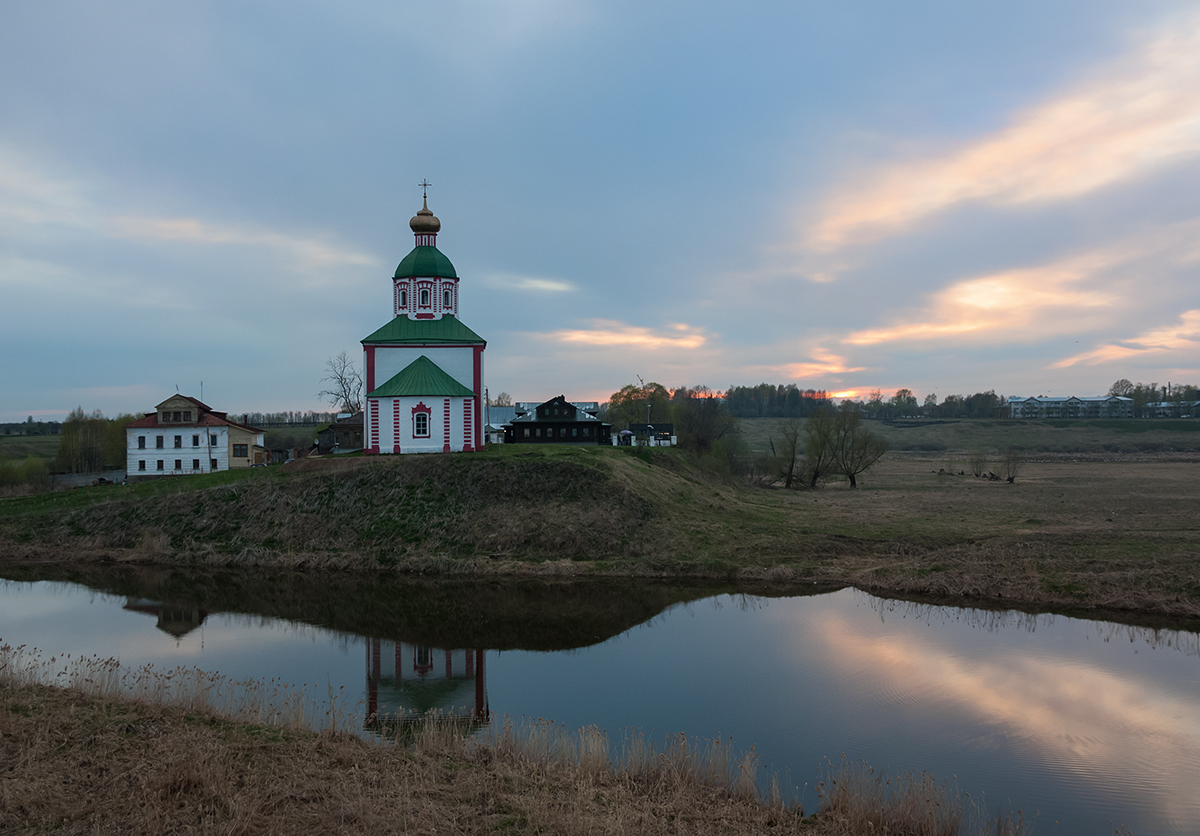 Анна Цветковская. Суздаль, храмы и монастыри. ***