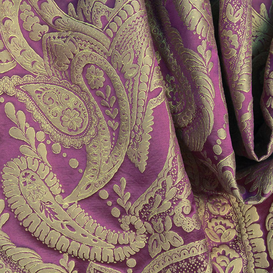 Anna Tsvetkovskaya. Textile. 7324-Paisley-135