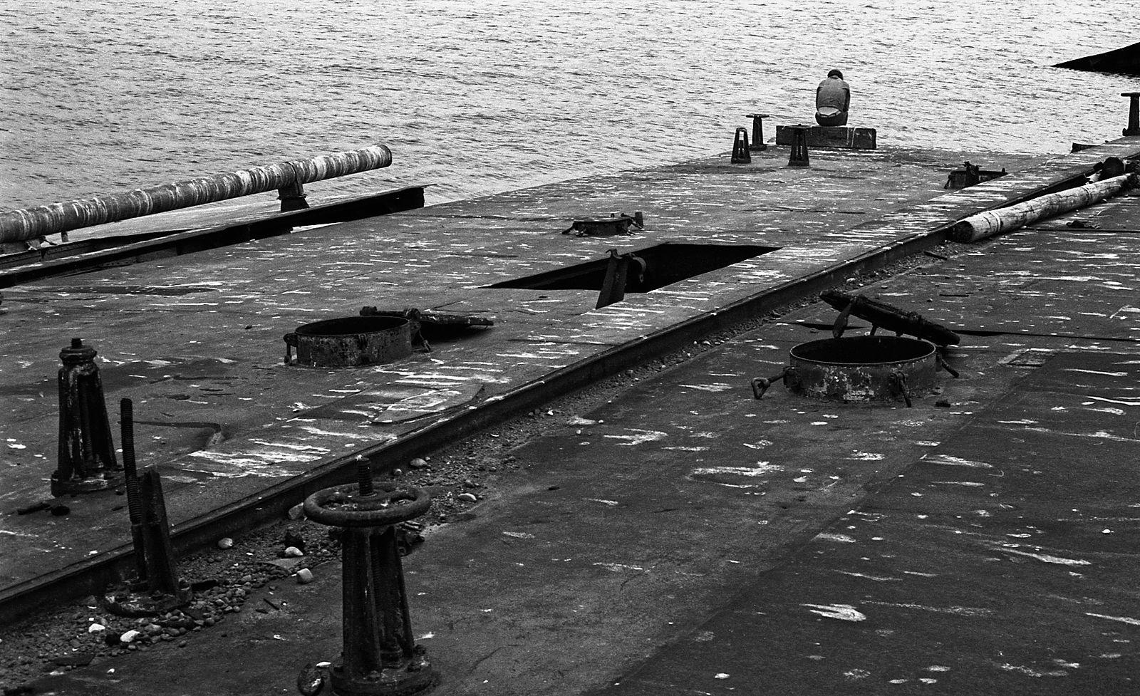 Река Кама. 1984