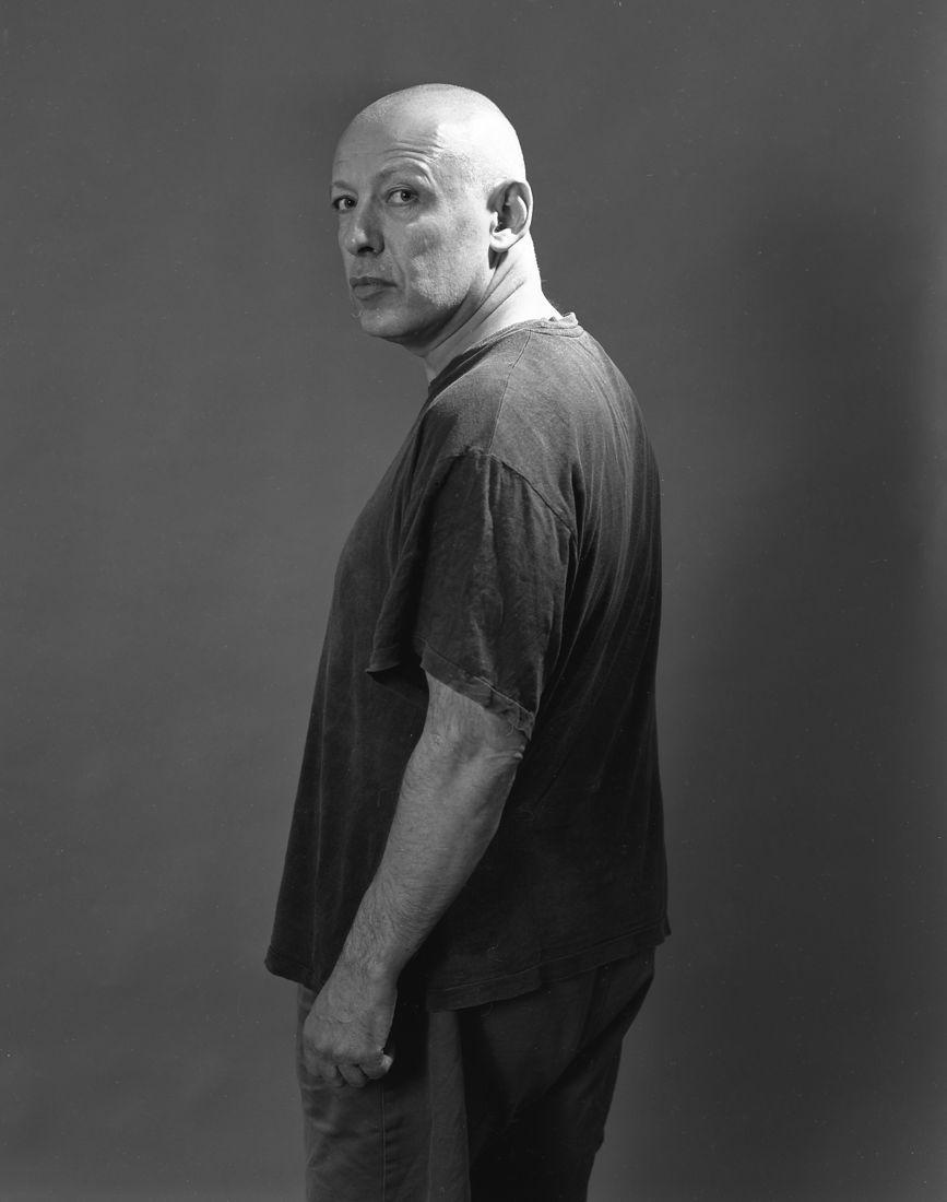 Сергей Борисов. portrait. бакштейн 1998