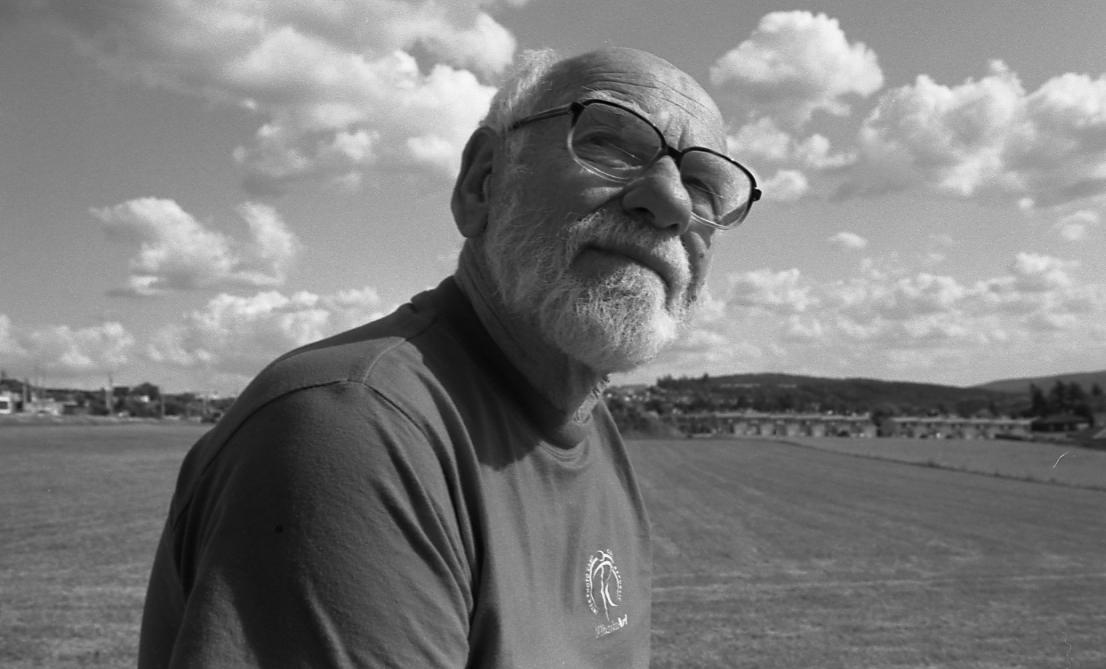 Сергей Борисов. portrait. гунар бинде2011