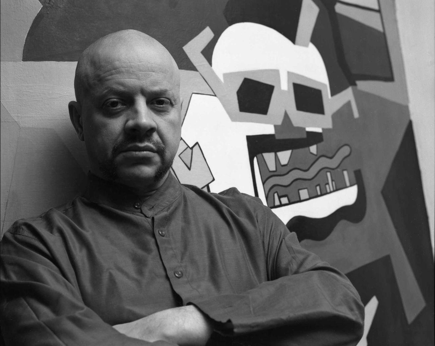 Сергей Борисов. portrait. олег шишкин. 2014.