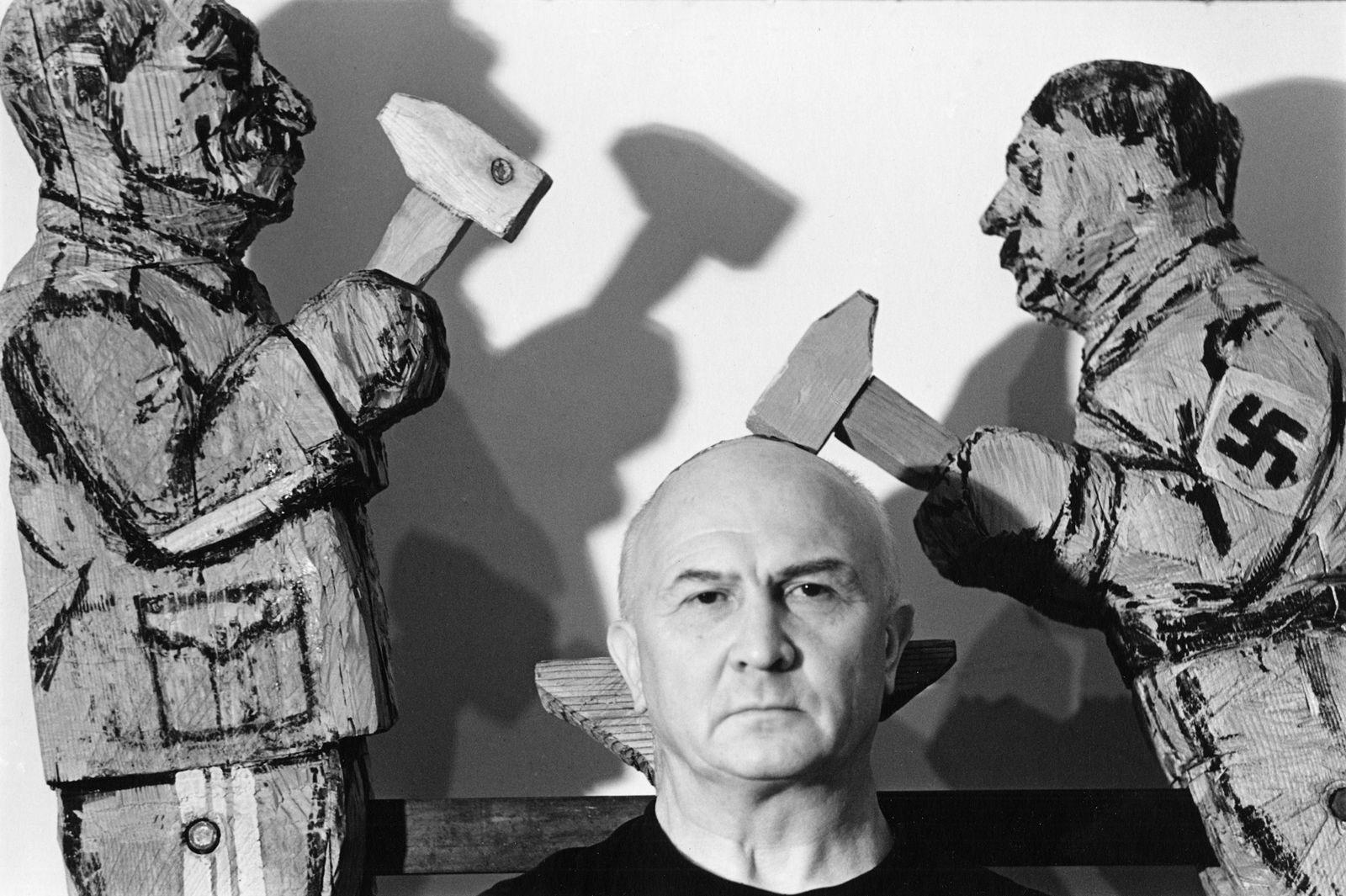 Сергей Борисов. portrait. Untittled