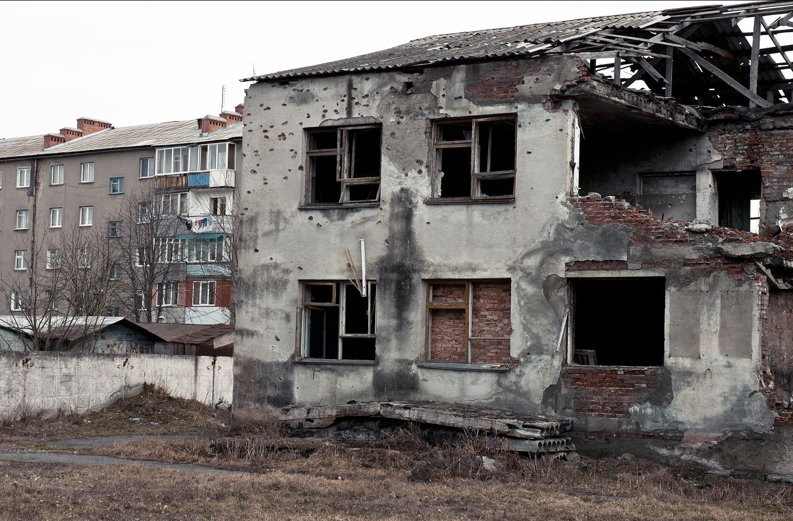 Алла Долгалева. Беслан, 2008. 21