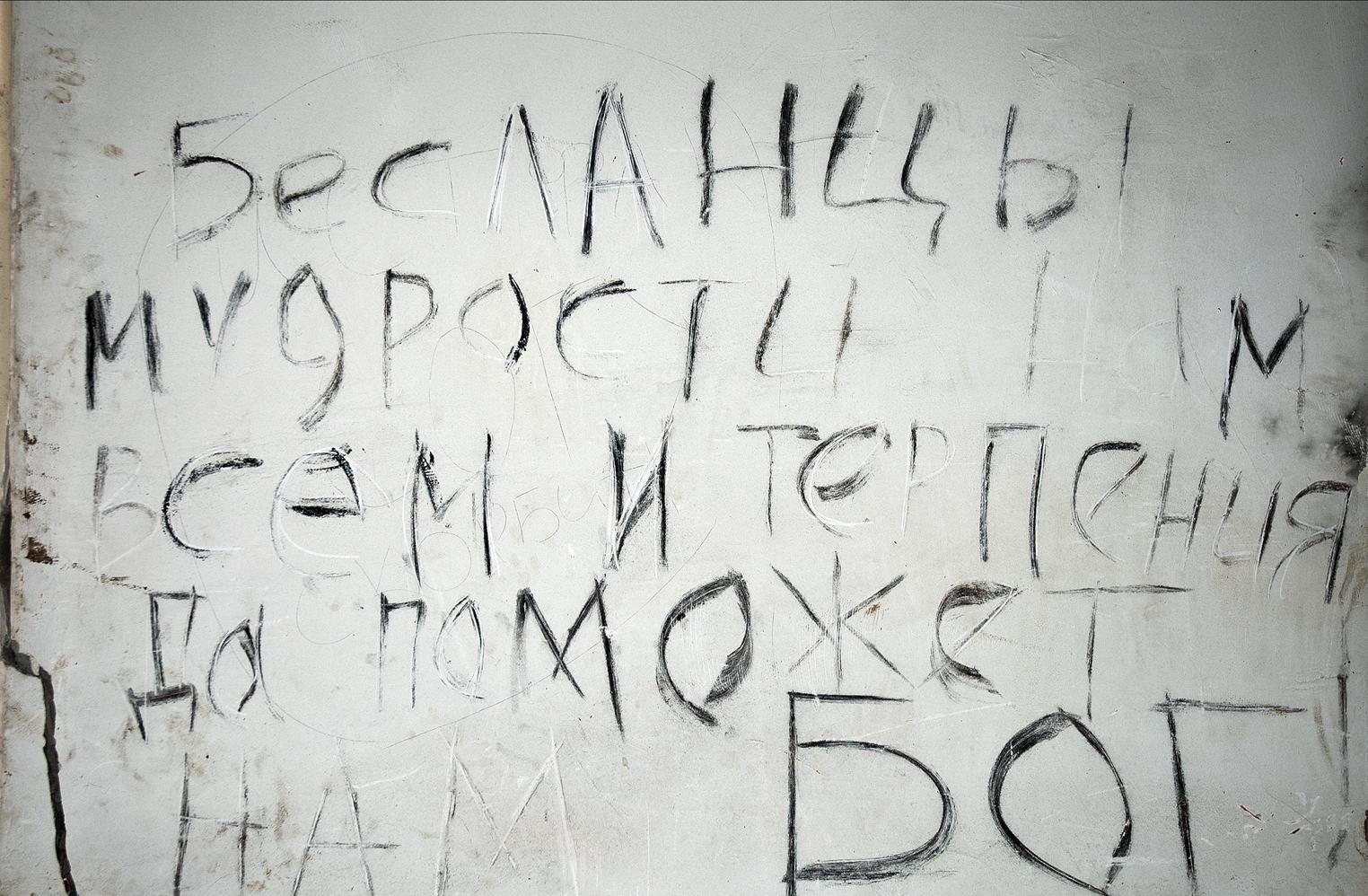 Алла Долгалева. Беслан, 2008. 18