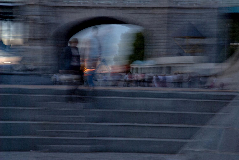 Алла Долгалева. Москва. 006_004_Pacing bridge_2