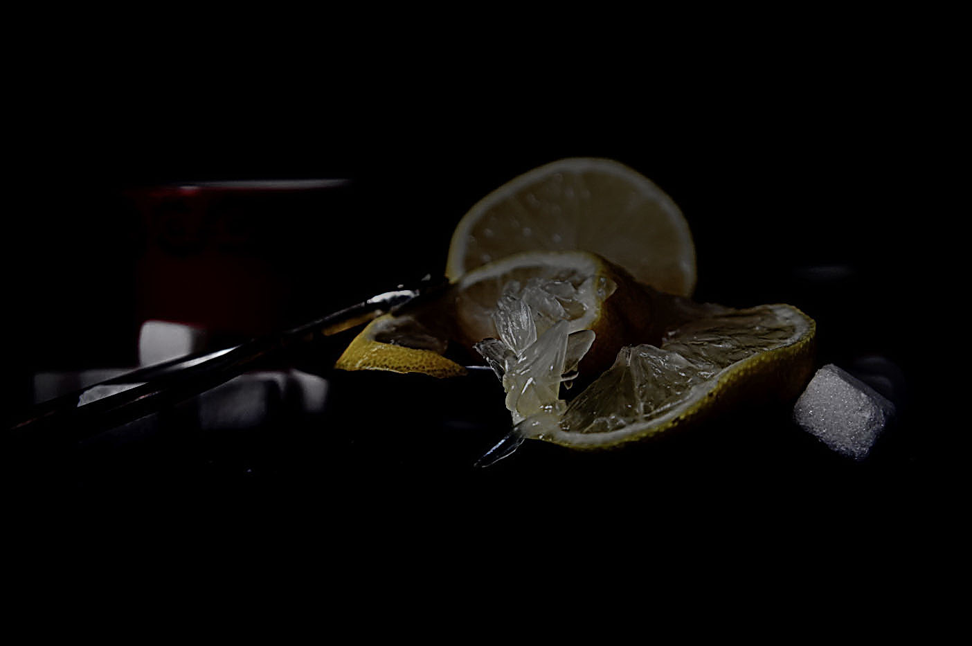 Elena Tarzimanova. Вечерний чай