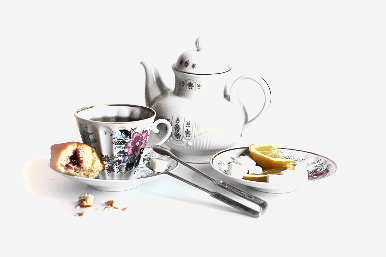 Елена Тарзиманова. Утренний чай