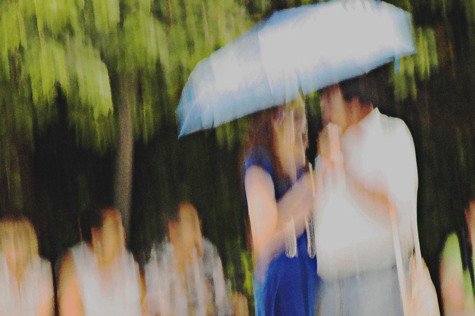 Elena Tarzimanova. Танцы под дождем