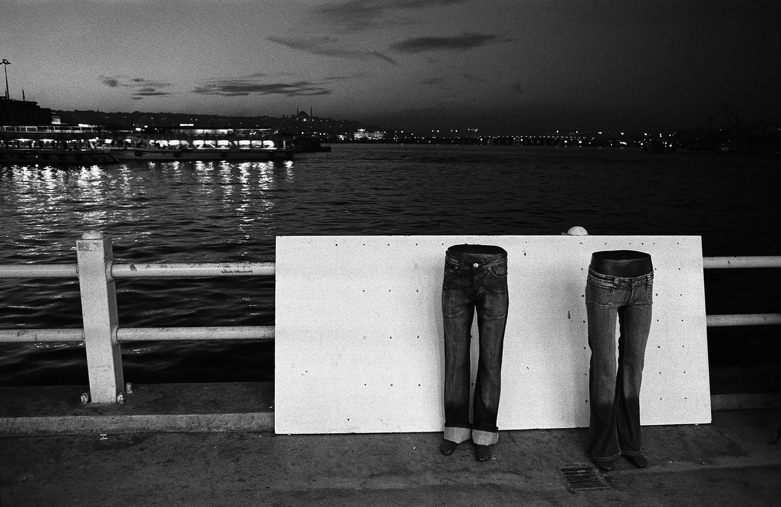 Евгений Сафьян. Manequin cities. Турция, Стамбул, 2005