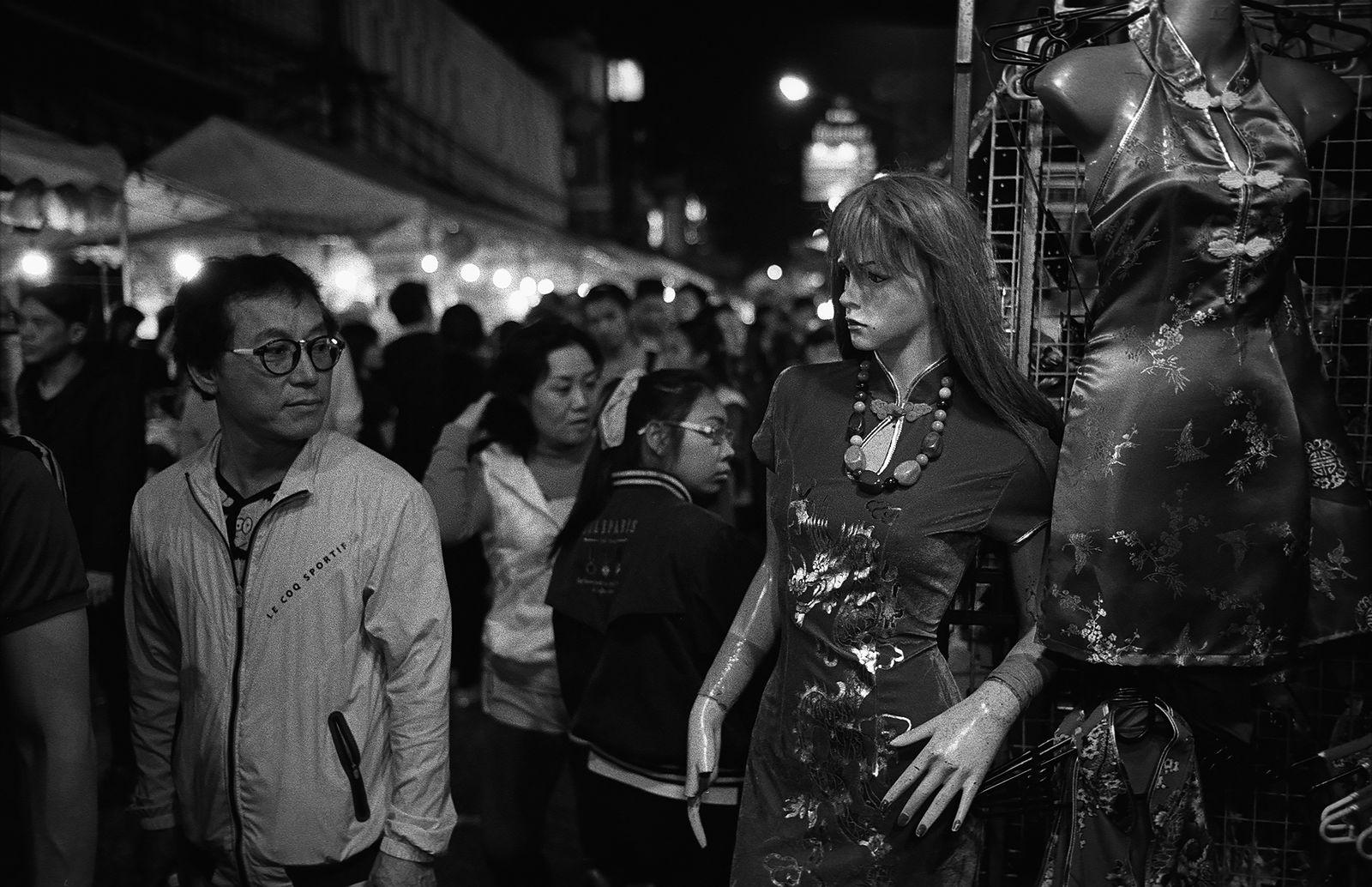 Евгений Сафьян. Manequin cities. Таиланд, Чианг Мэй, 2014