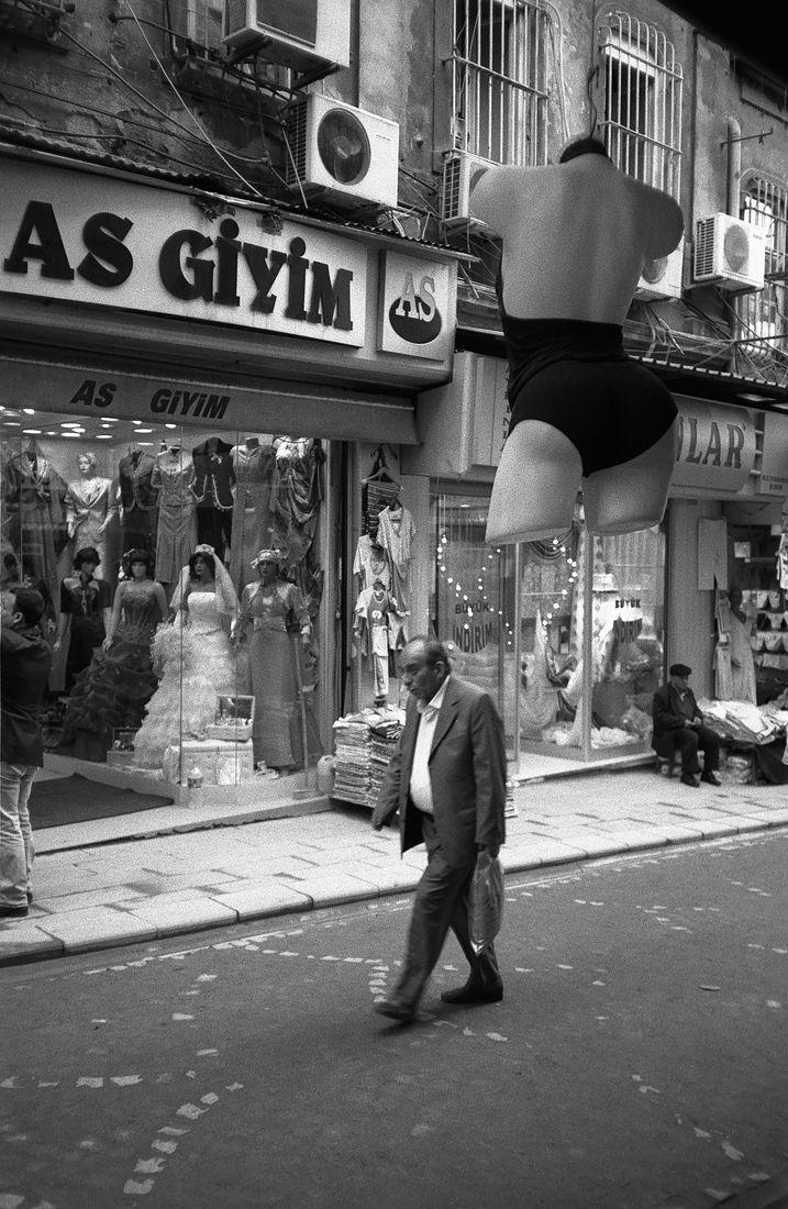 Евгений Сафьян. Manequin cities. Турция, Стамбул, 2008