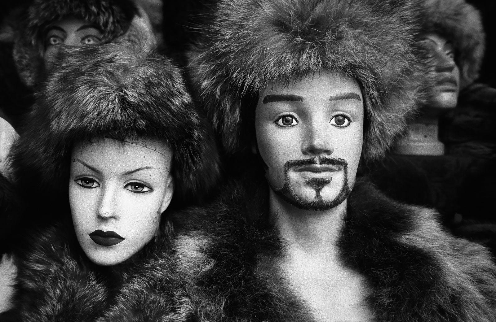 Евгений Сафьян. Manequin cities. Россия, Москва, Измайлово, 2010