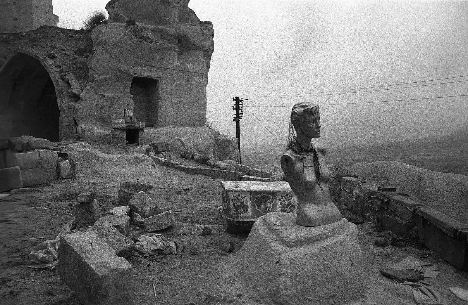 Евгений Сафьян. Manequin cities. Турция, 2005