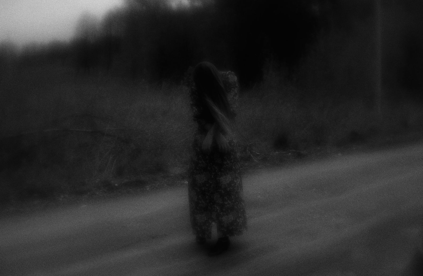 Марина Храмова. Призраки воображения. Без названия