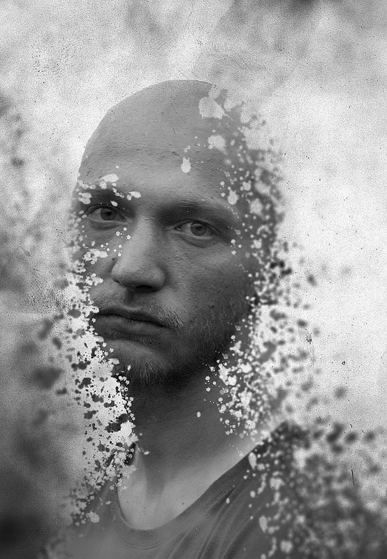 Arkadiy Korobka. Disintegration. Без названия