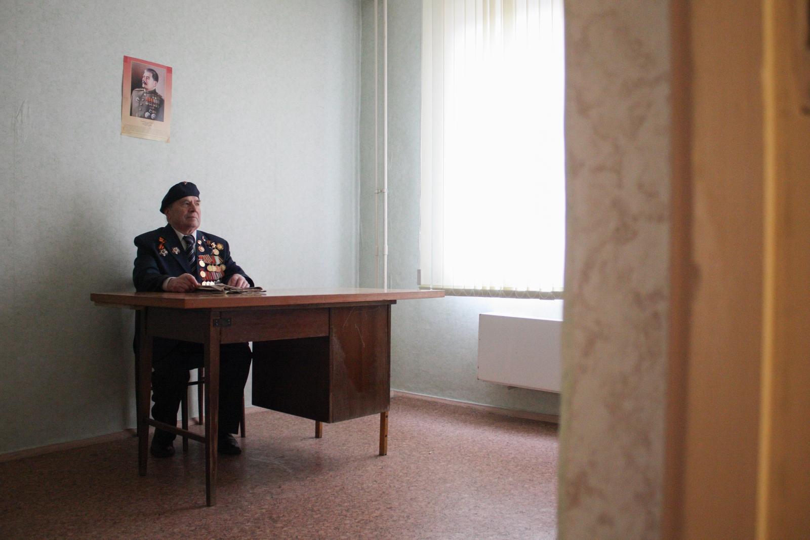 Alekseeva Maria. Свидетели войны. БЕЗУХ ВАСИЛИЙ НИКОНОРОВИЧ