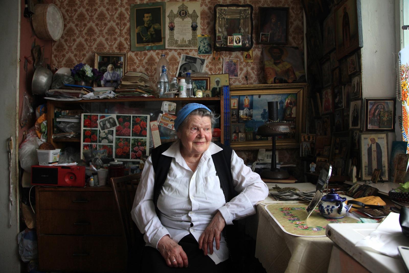 Alekseeva Maria. Свидетели войны. ЛАДЫГИНА ТАИСИЯ ГЕОРИЕВНА