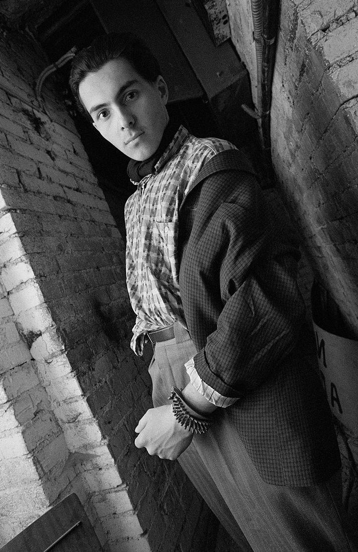 Андрей Безукладников. Портреты. Художник Георгий Острецов. 1986