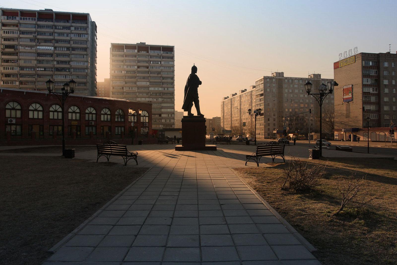 Yurij Antipitchev. Reality. Dzerzhinskij, 2009