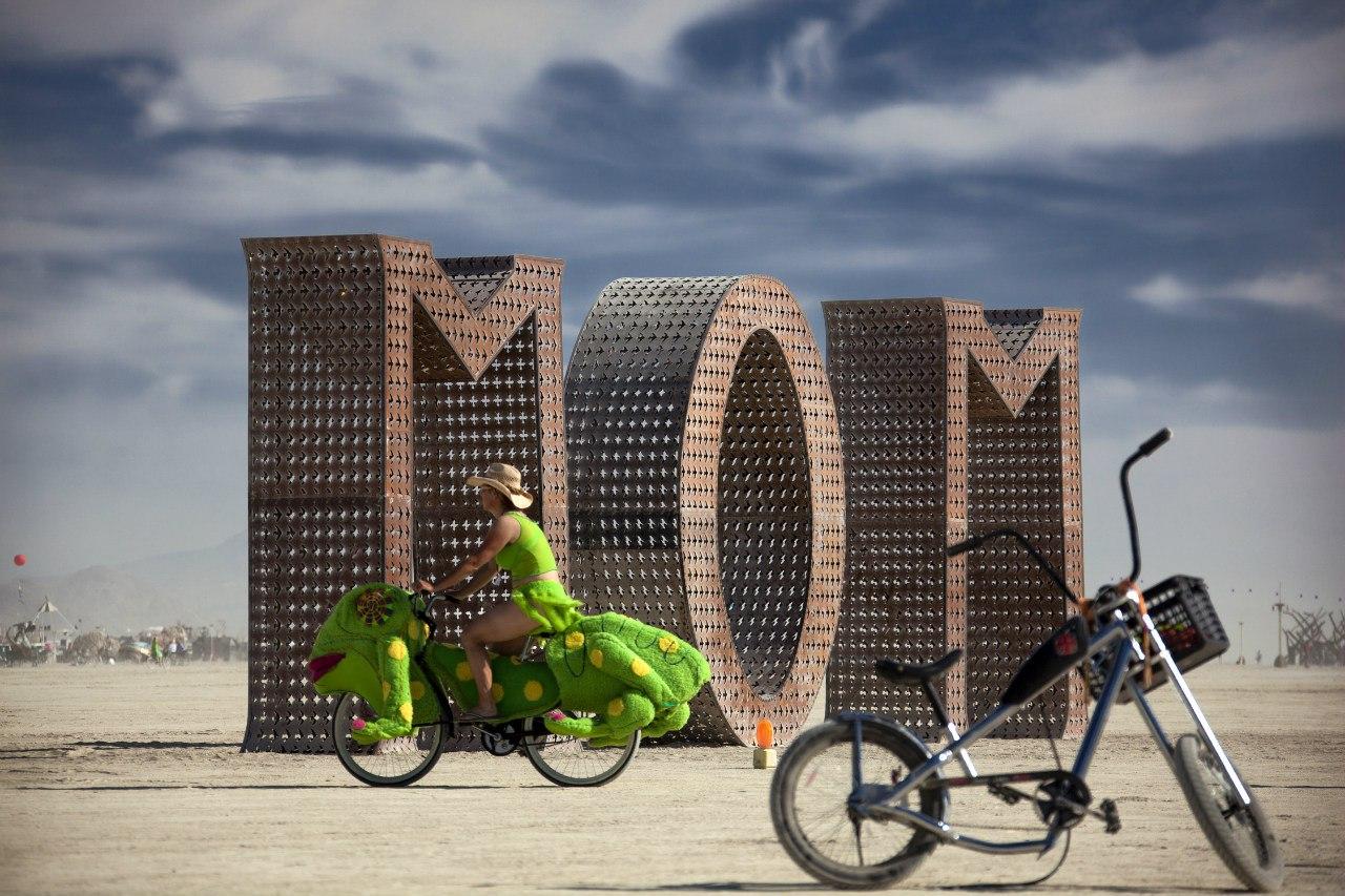 Pavel Antonov. Burning Man. City of Sand. mCu9aCt0QXE